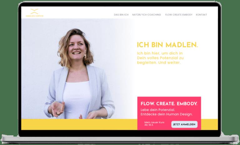 Madlen_Mockup_Website